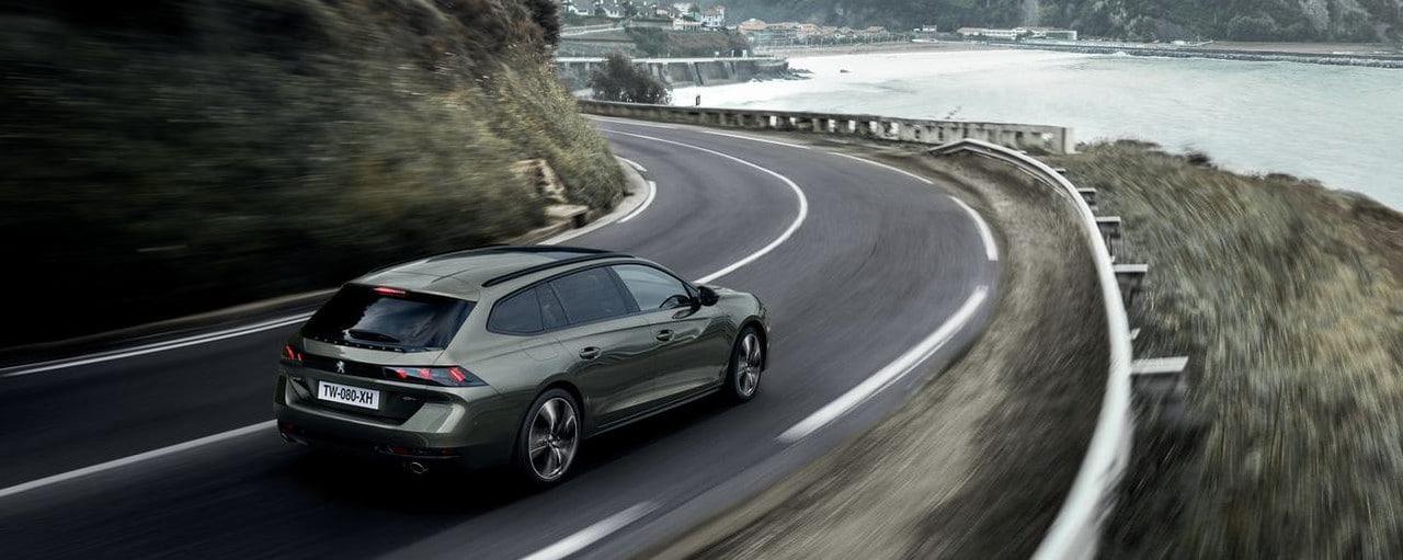 Ny Peugeot 508 SW – Snigpremiere d. 15.-16. juni