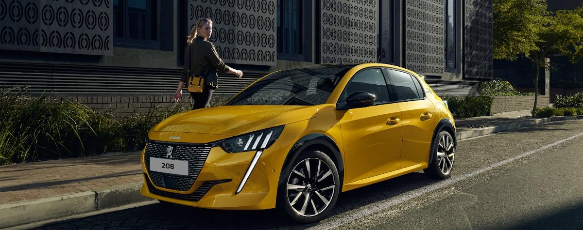Nu er den her! Kim og Nicolai fortæller om den nye Peugeot 208!
