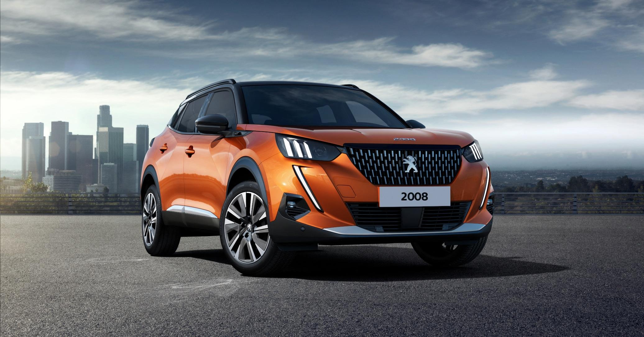 Præsentation af ny Peugeot 2008