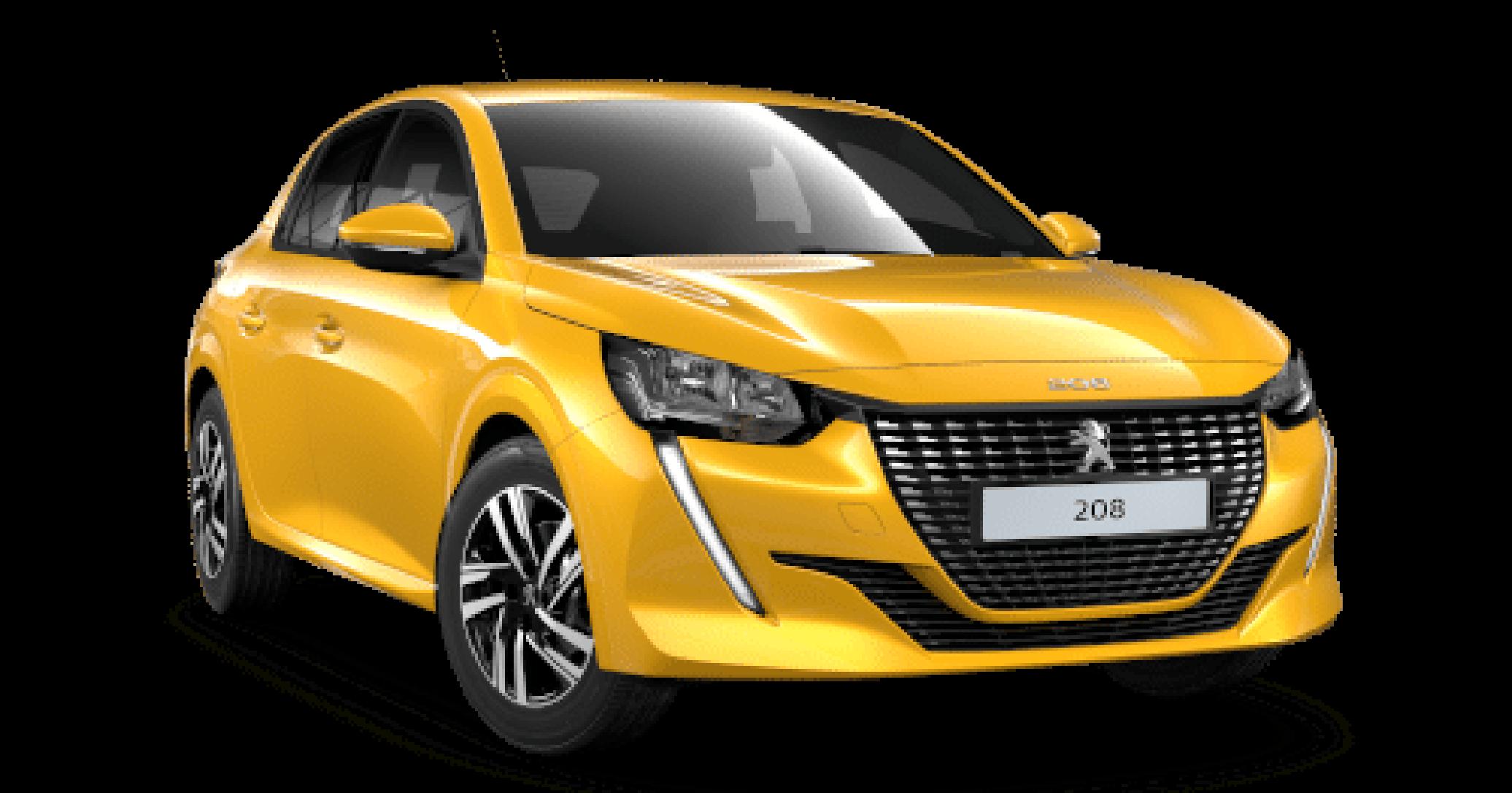 Præsentation af den nye Peugeot 208